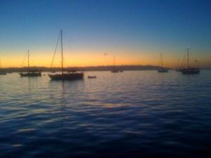 Sunrise, Bahia de Tortuga