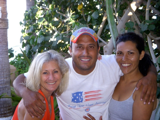 Catharine, Rigo & Leslie