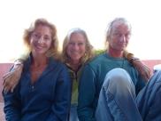 Cathy, Catharine & Martín