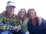 Pat, Catharine & Cathy