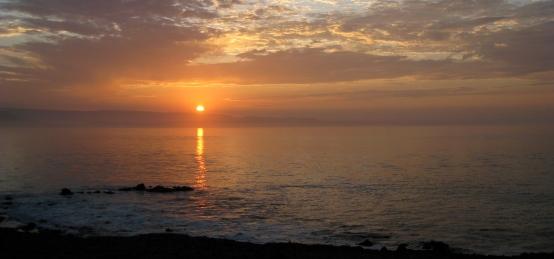 San Juanico Bay, August 28, 2010