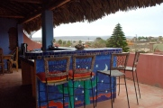 Baja Luna Upstairs View Deck