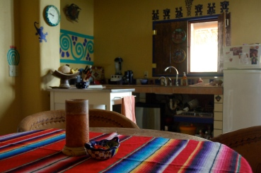 Baja Luna Dining/Kitchen
