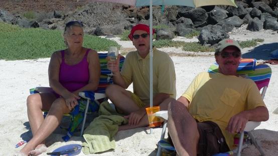 Norma, Tom & Bill