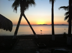 Sunrise : Loreto : 102111