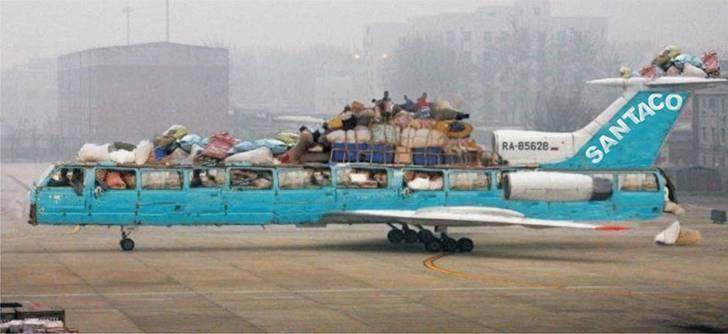 SanTaco Airlines