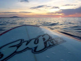 Sunrise SUP, July 1013