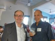 Tony Kinninger & Jim Petit