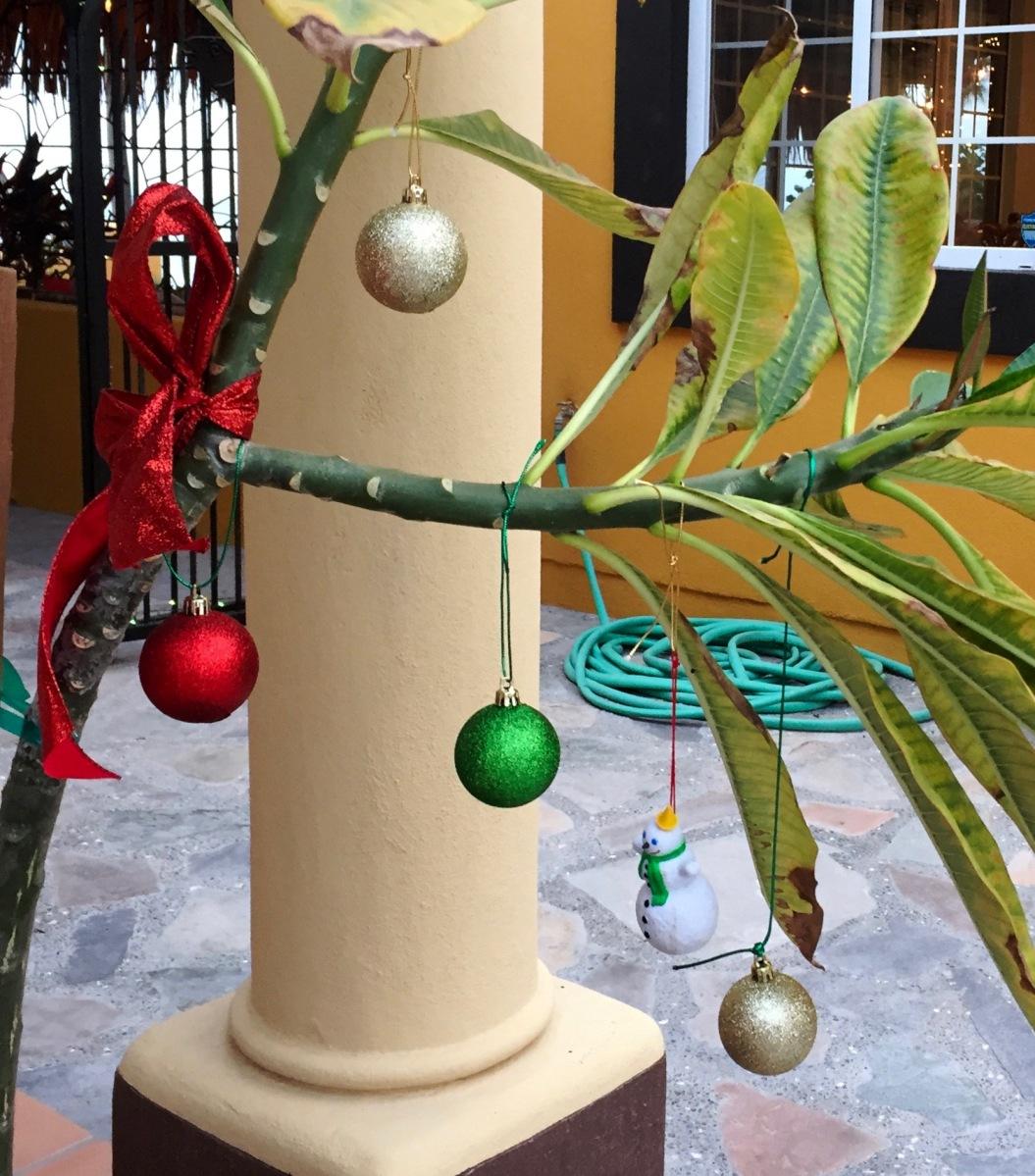 Plumeria w/decorations